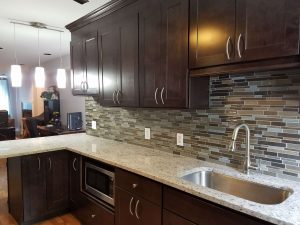 when you work with our team of licensed insured professionals youll get the benefit of a crew who will work around your schedule to keep the - Kitchen Remodeling Baltimore