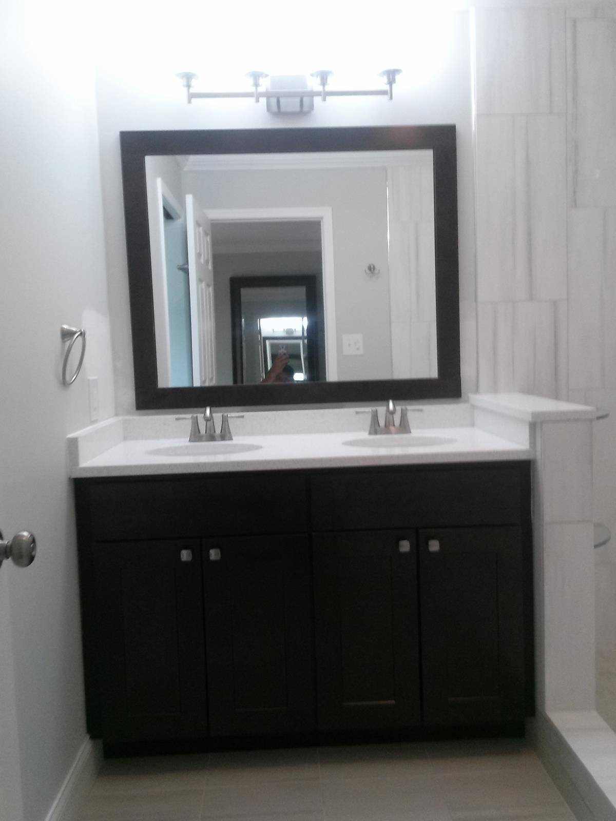 Bathroom Remodeling Towson master suite bath addition in towson, md - trademark construction