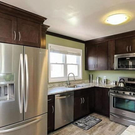Kitchen Remodeling In Baltimore Kitchens Remodeling In Baltimore Md  Trademark Construction