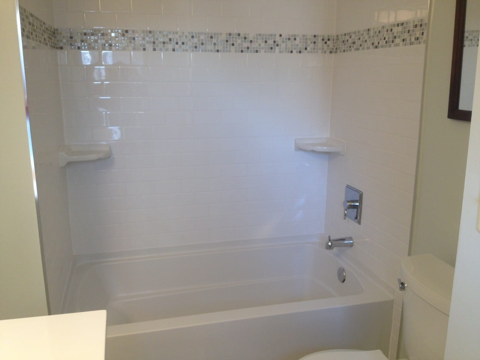 Classic Styled Bathroom Remodel in Baltimore MD TradeMark
