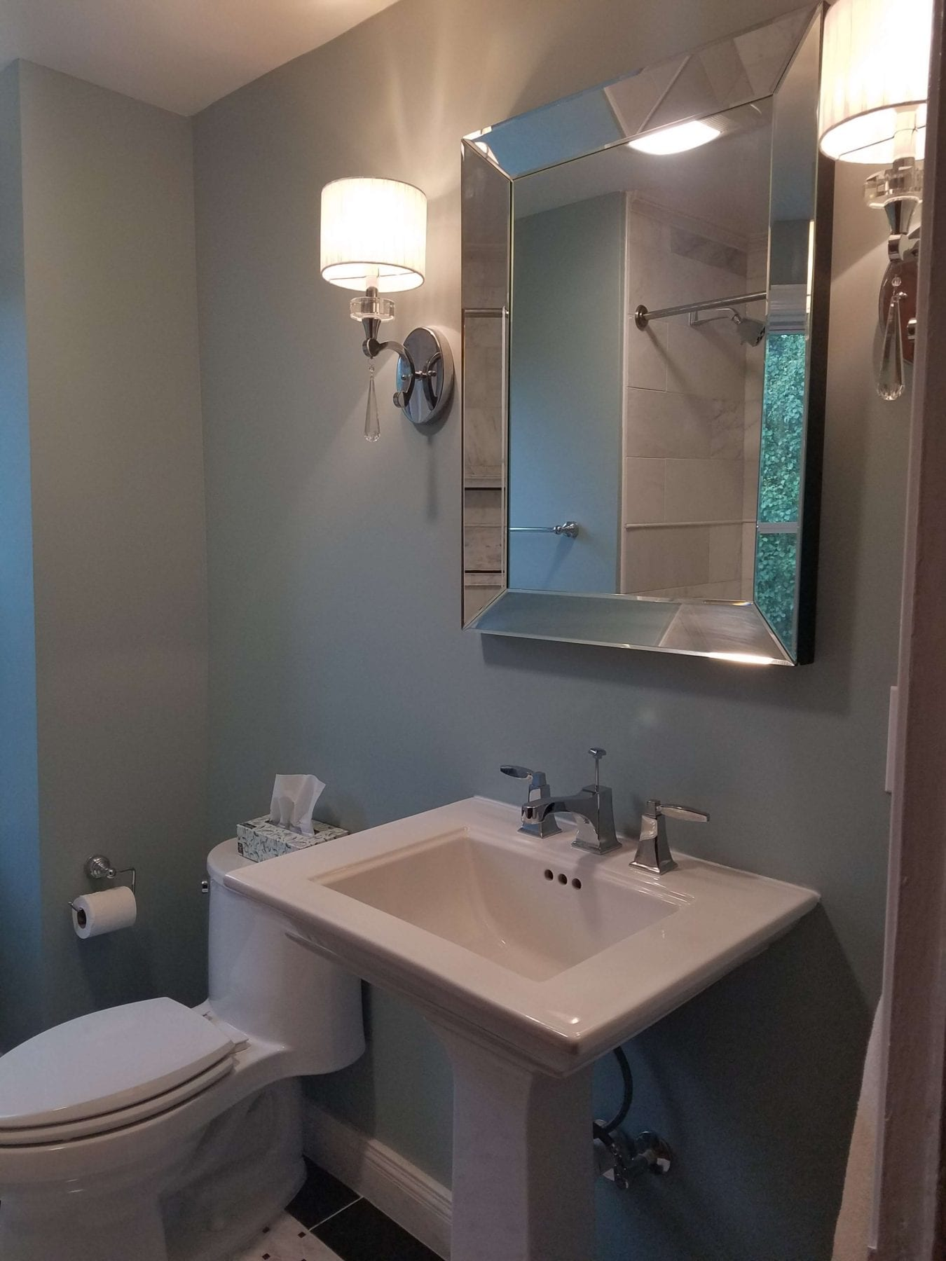 Bathroom Remodeling Baltimore Md bathrooms - trademark construction
