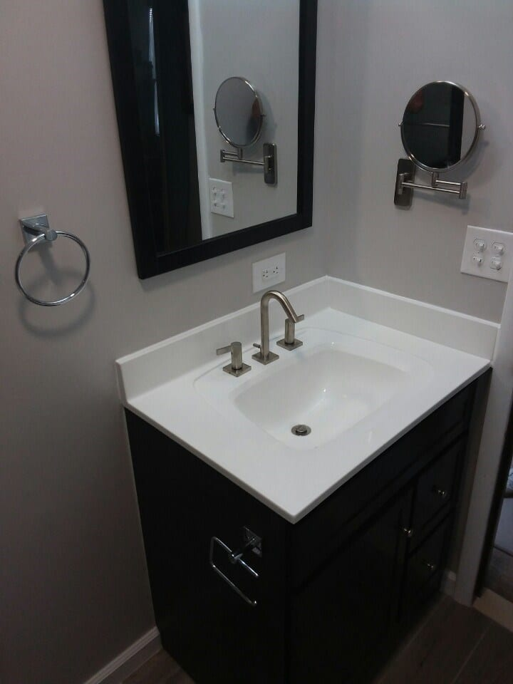 Bathroom Remodeling Baltimore full bath remodel in canton, md - trademark construction