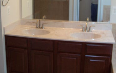 Double-Vanity-Bath-remodel-in-Ellicot-city-MD-