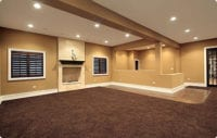 basement remodel cost Baltimore