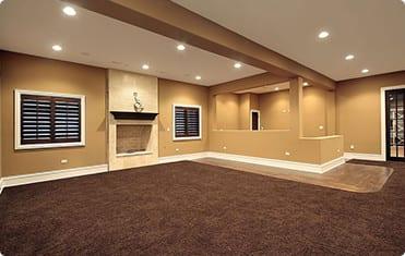 basement remodel cost Baltimore
