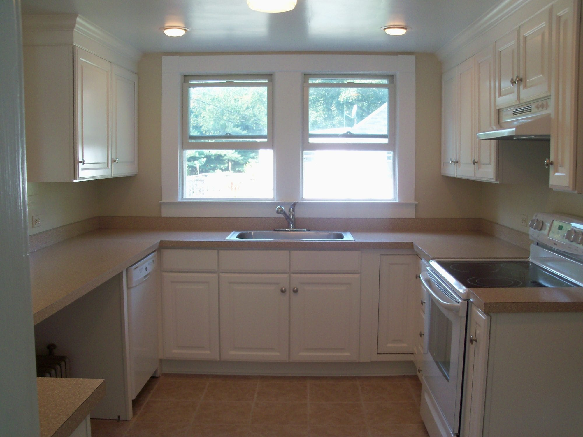 Small Kitchen Remodeling Project In Baltimore Trademark