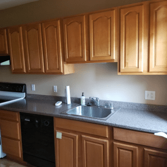 Baltimore Kitchen Remodeling before 2