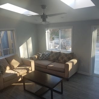Complete sunroom addition in baltimore MD