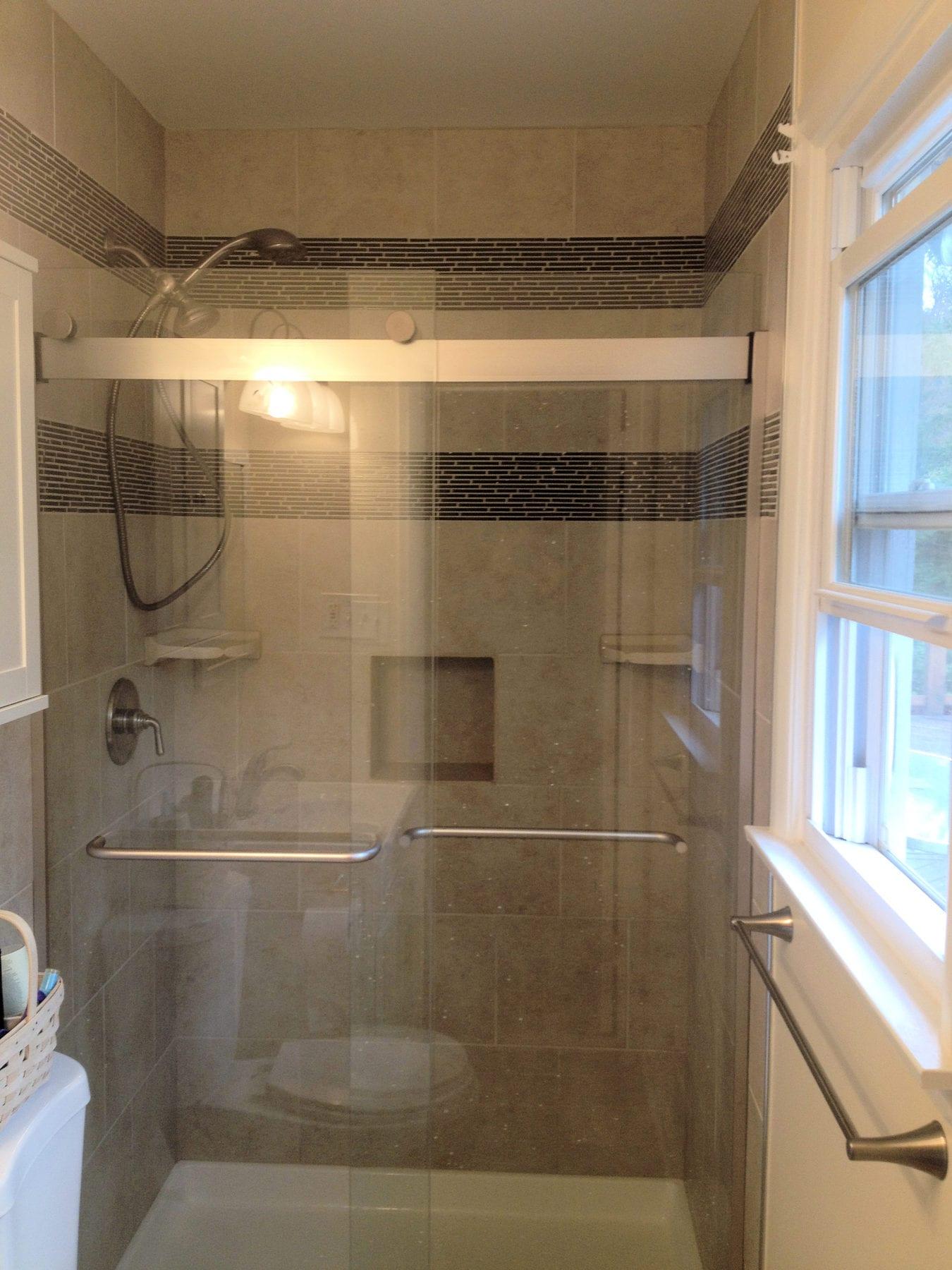 Bathroom Remodeling Columbia Md Interior columbia bathroom remodel - trademark construction