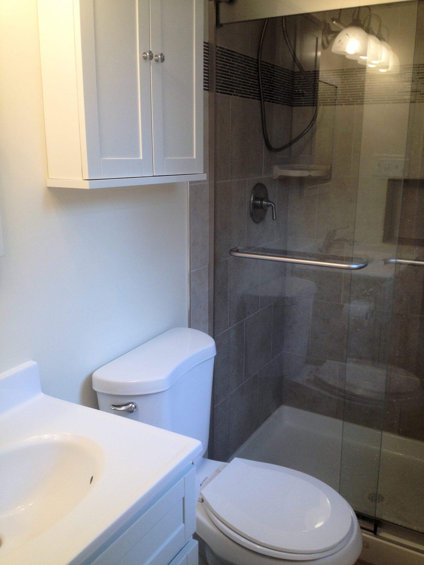 Columbia bathroom remodel trademark construction for Bathroom remodeling columbia md