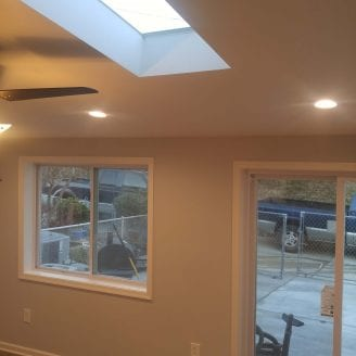 Add room to your house with this sunroom addition in your Baltimore Home