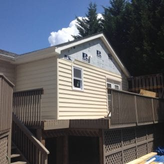 Addition Construction Siding Towson MD