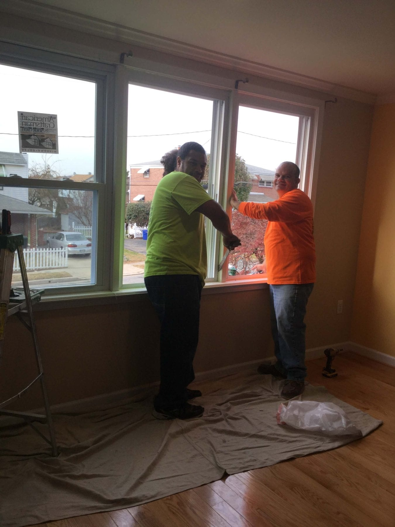 Baltimore Md Windows Replacement Trademark Construction