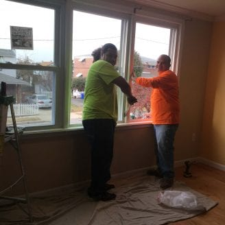 Anderson Windows replacement in Baltimore