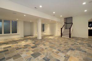 Flooring installations tiling