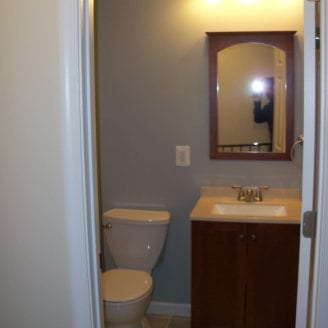 Complete home Remodeling in Federal Hill Baltimore second floor Bathroom