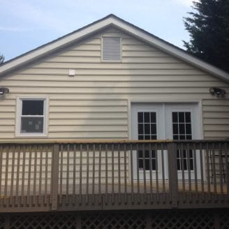 Towson MD home addition
