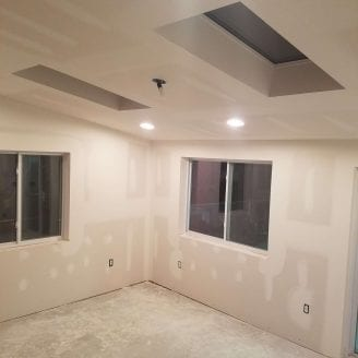Drywall installation Addition in Baltimore