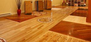 Flooring installations hardwoods