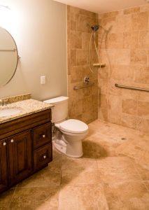 ADA Compliant Renovations In Baltimore TradeMark Construction LLC - Ada compliant bathroom remodel