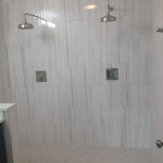 Master Bath shower Addition in Towson MD