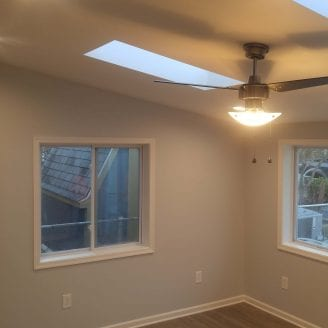 Sunroom addition in Baltimore MD