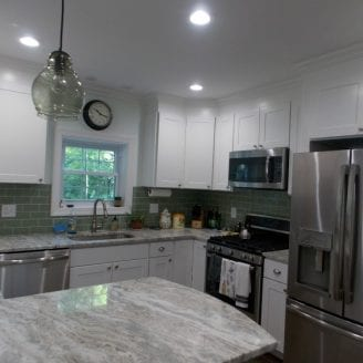 Complete Kitchen Remodeling in Mt Washington MD