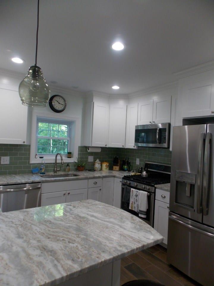 Mt Washington Kitchen Remodel Trademark Construction