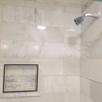 Complete Shower Remodeling Baltimore MD