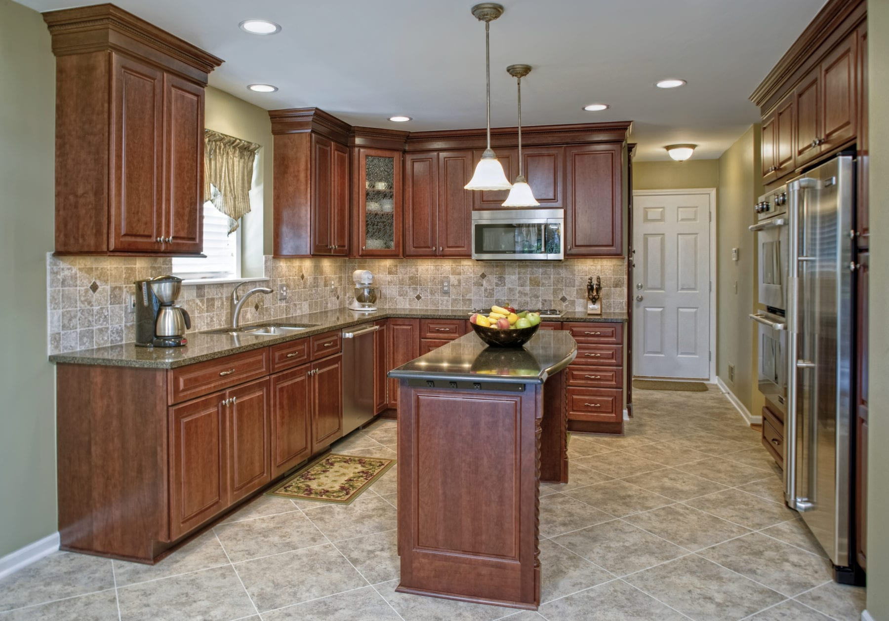 Columbia md kitchen renovation and remodeling trademark for Flooring contractor columbia md