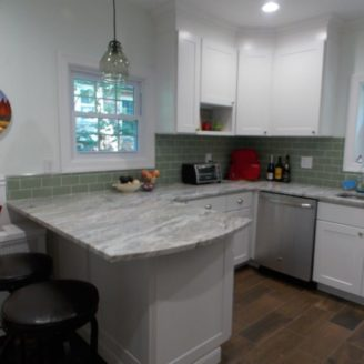 Mt Washington kitchen Remodel
