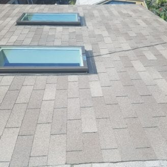 Asphalt roofing contractor Baltimore MD