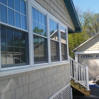 Sunroom contractor Trademark construction Lutherville Timonium MD