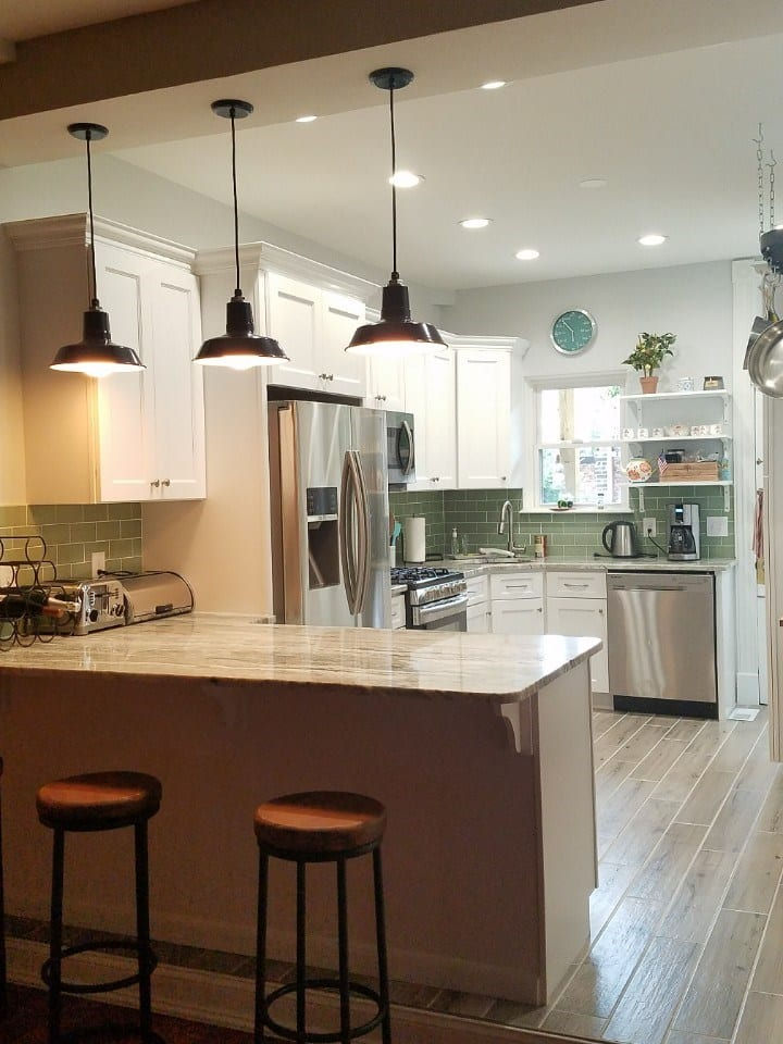 We wanted to give you some important tips on how to plan for your kitchen  to be out of commission for a few weeks.