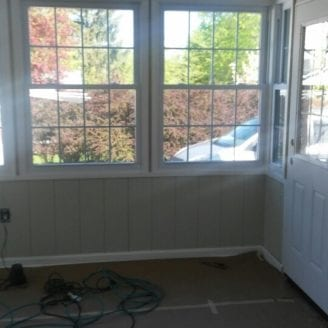 Windows contractor Trademark Construction Baltimore