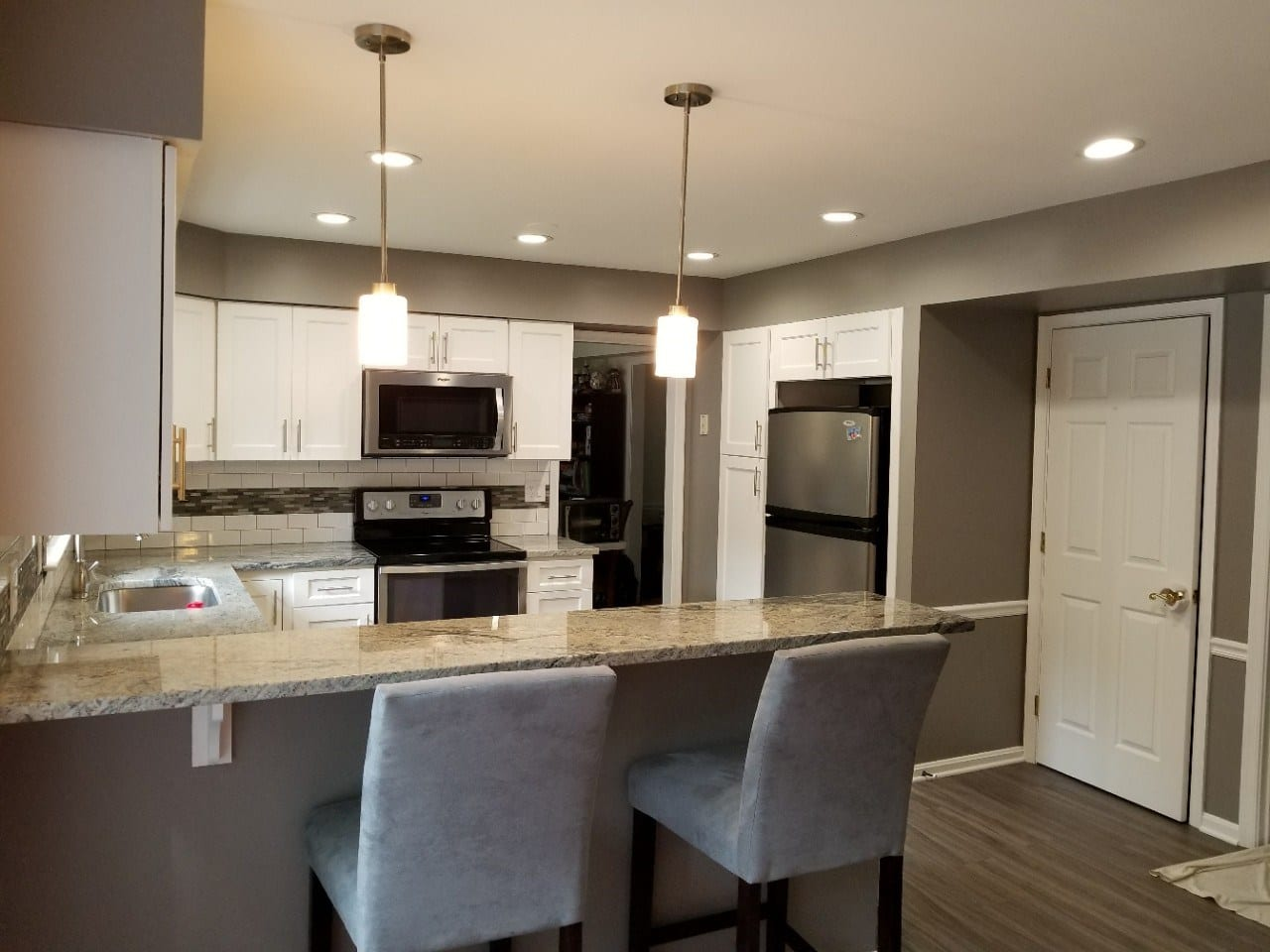 Low Cost Kitchen Remodeling Baltimore TradeMark Construction - What is the cost of a kitchen remodel