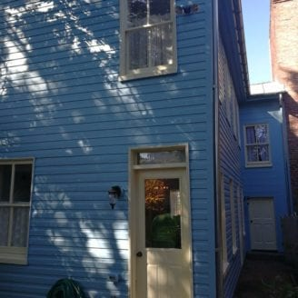 Exterior house painting Baltimore city