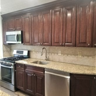 Small kitchen renovation Maryland