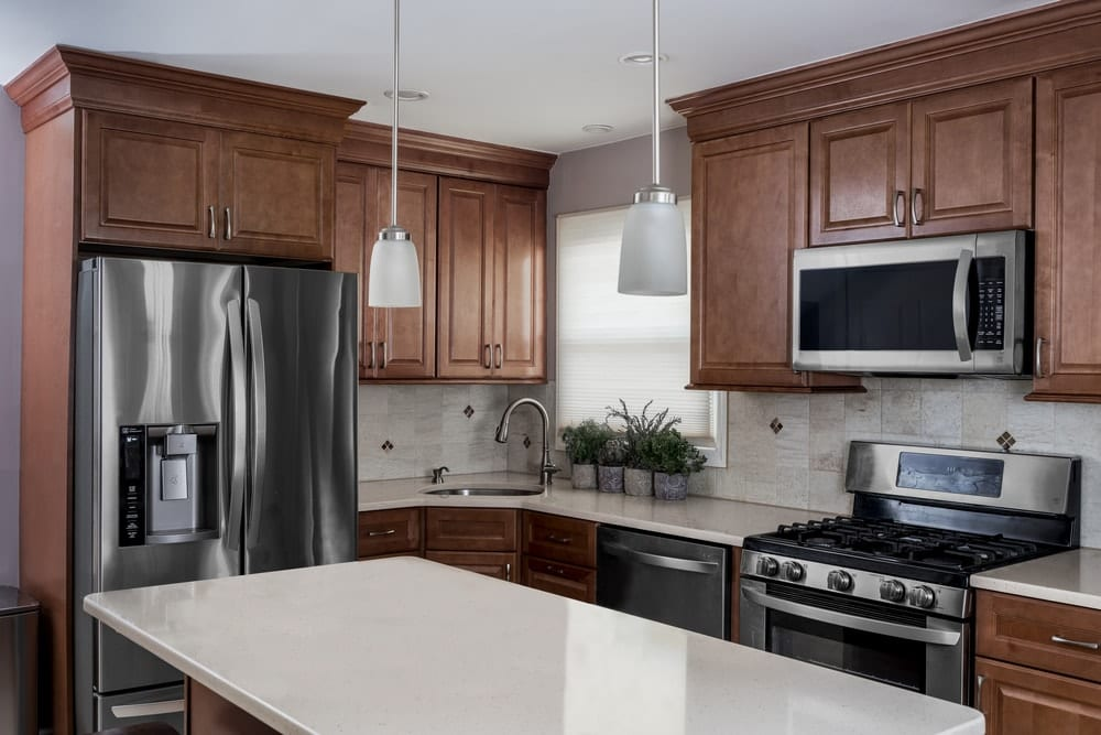 TradeMark Construction Offering Through Our Kitchen And Bath Showroom Kitchen  Cabinets, Vanity Cabinets And Other Supplyu0027s Such As Flooring Materials, ...