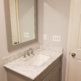 Bathroom remodel Pasadena MD