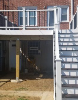 Deck Builder Baltimore Maryland