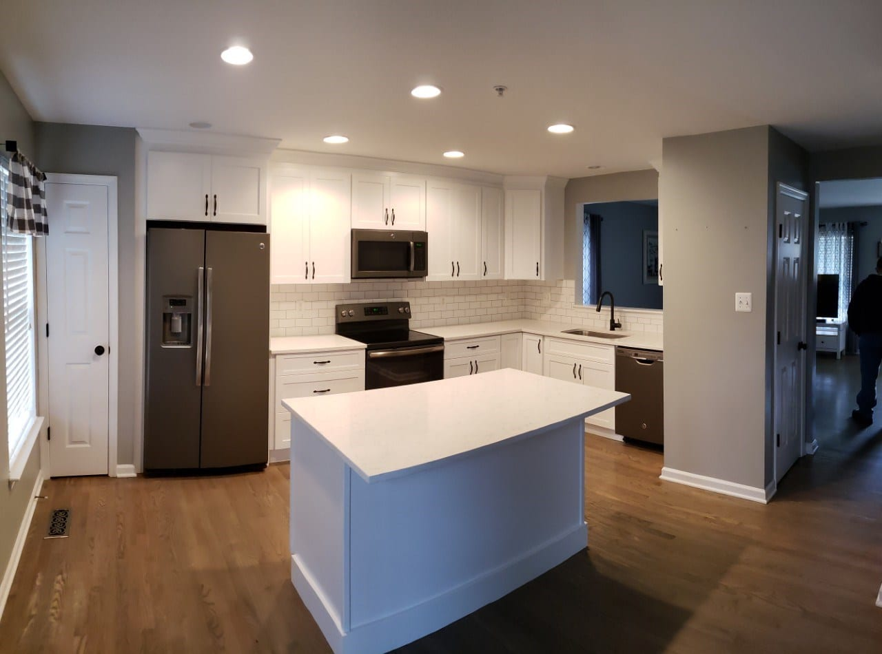 Kitchen Remodeling Cost How Much Cost To Remodel My Kitchen