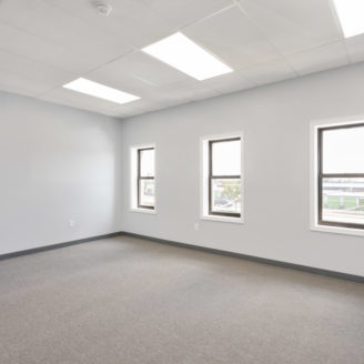 Office space remodeling