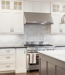 White kitchen Remodeling Maryland