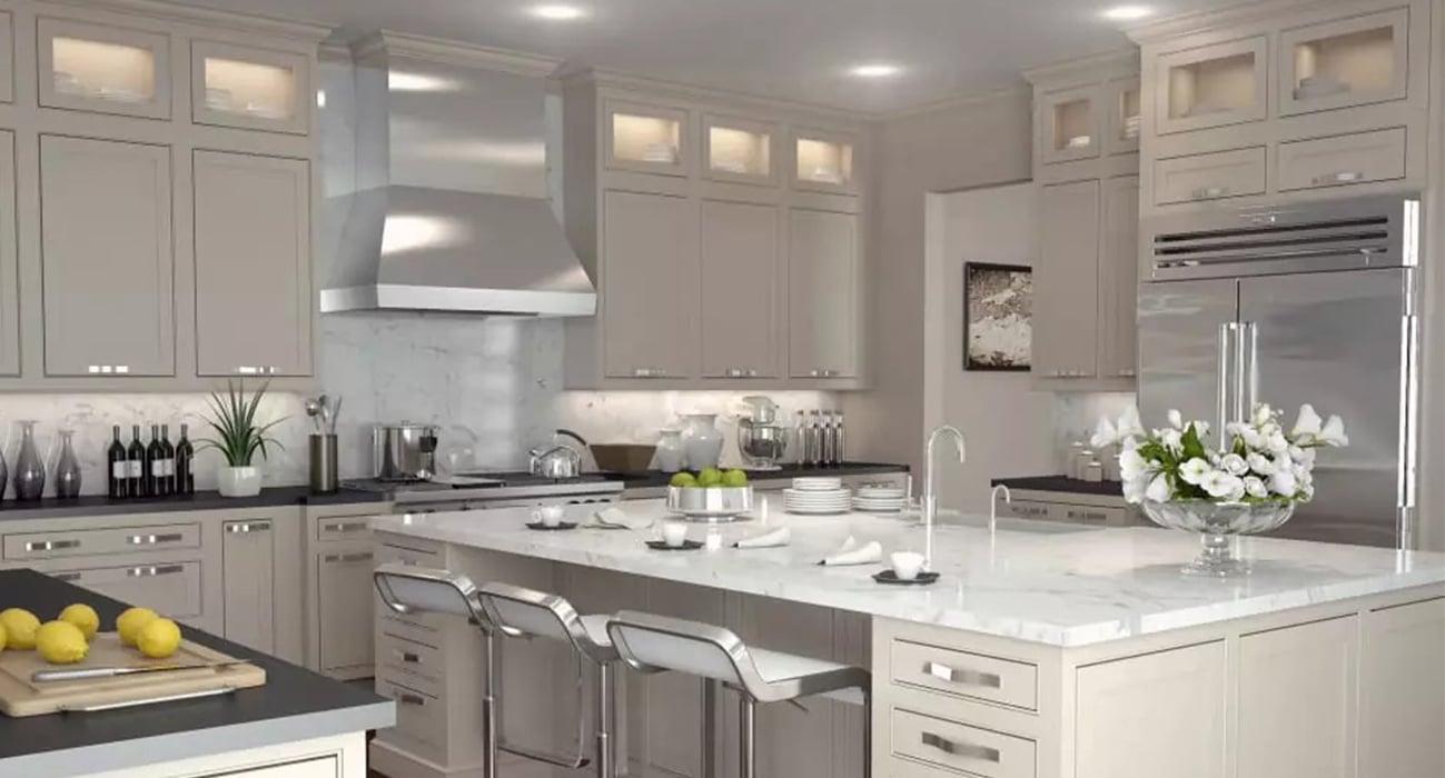 5 Benefits of Custom Kitchen Design