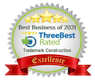 Trademark Construct Awarded One among the 3 Best Businesses of 2021 by ThreeBest Rated