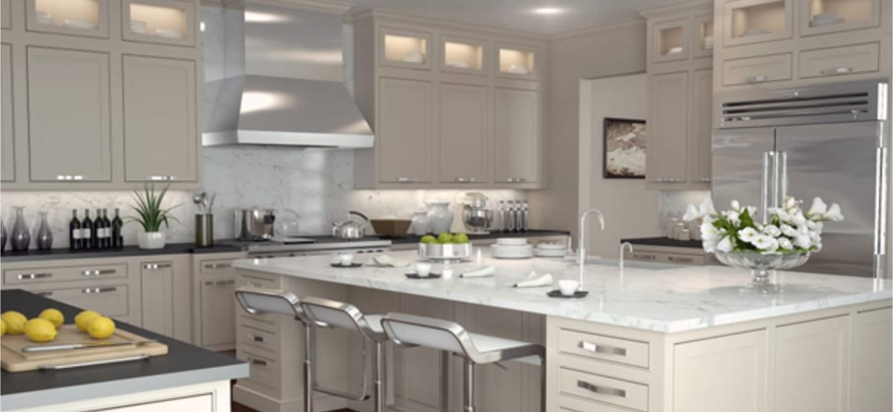 Top 5 Kitchen Designs and Cabinet Colors of 2021