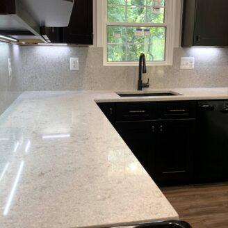 quarzt kitchen counter tops Baltimore