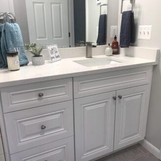 Bathroom Vanity quartz Baltimore