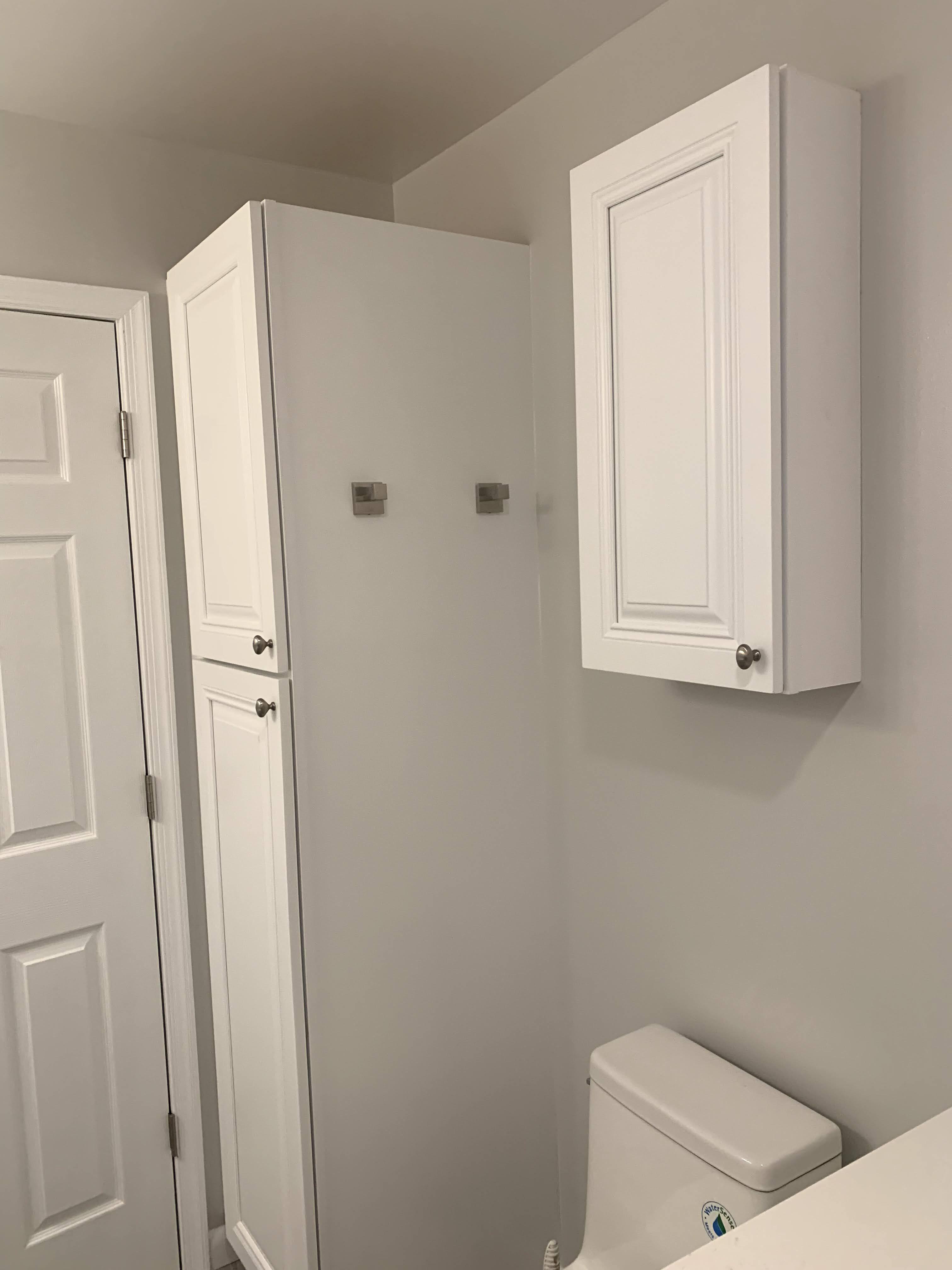 Bathroom cabinetry Baltimore